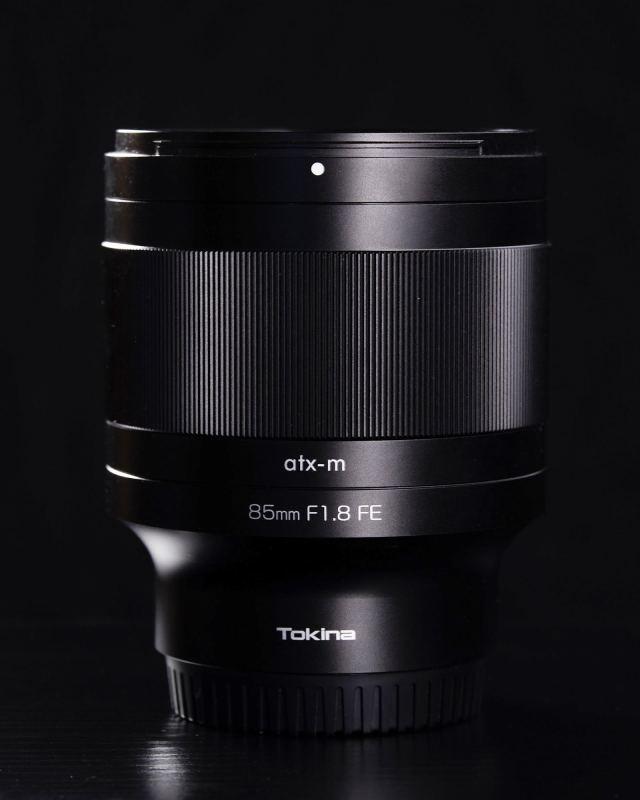 Kenko Tokina releases atx-m 85mm f/1.8 FE lens