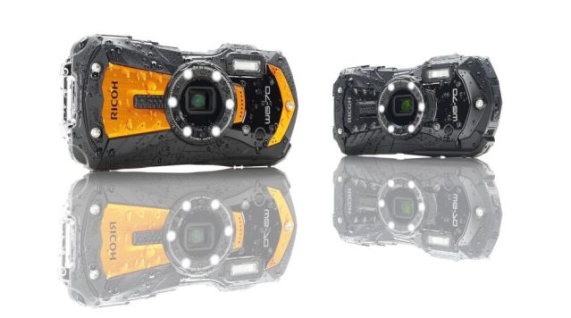 Ricoh announces ultra-rugged digital compact camera, RICOH WG-70