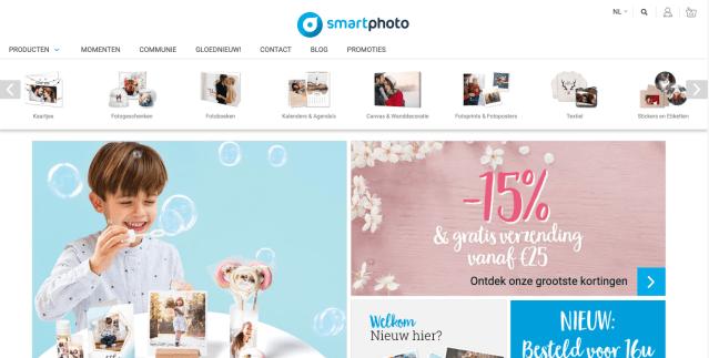 Shift to gifts drives Smartphoto profits, via TIJD