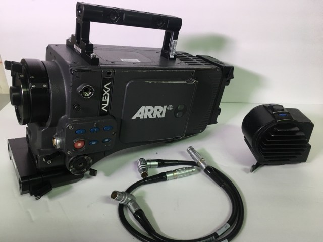 Tiger Group to auction surplus pro A/V gear from The Camera Division