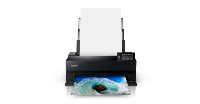Epson releases iOS printing app for SureColor P700, P900 pro printers