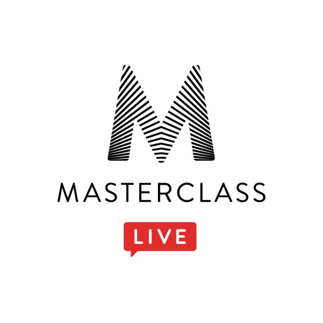 MasterClass launches weekly free, live-stream series