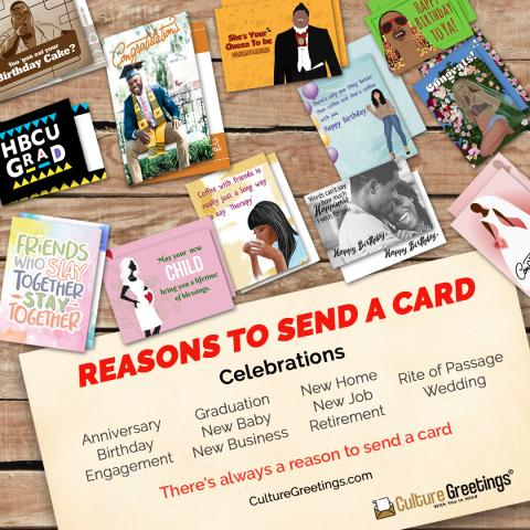 Atlanta startup Culture Greeting Cards launches diverse card lineup