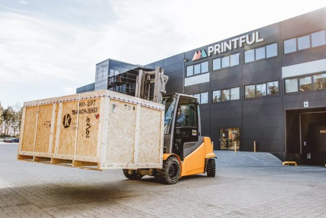 Printful records more than $100 million in revenue for 2019