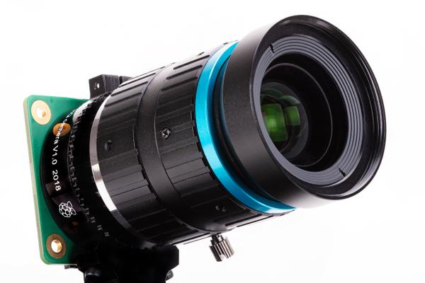 Raspberry Pi adds $50 12.3 MP camera module