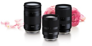 Tamron USA announces Mother's Day instant savings