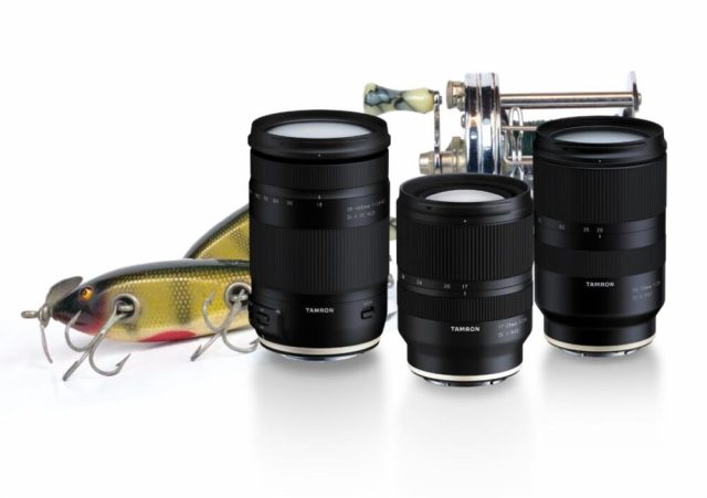 Tamron USA launches Father's Day sales on three zoom lenses