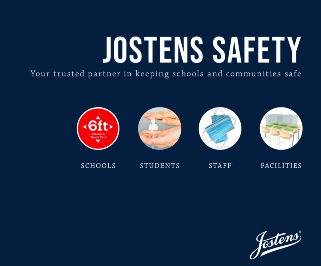 Jostens adds safety products to school offerings