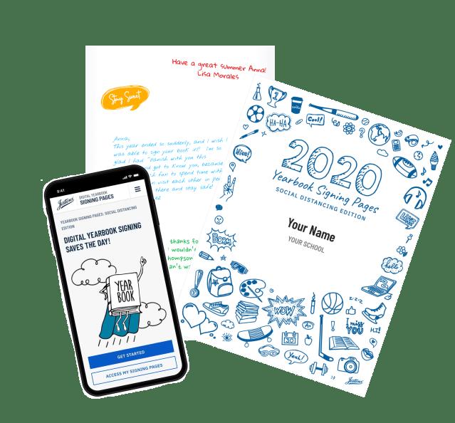 Jostens adds signatures to digital yearbooks