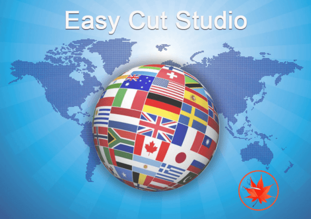 EasyCut Studio releases of its multi-language vinyl cutting software