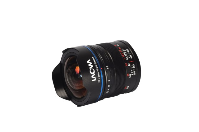 Venus Optics unveiled the Laowa 9mm f/5.6 FF RL lens