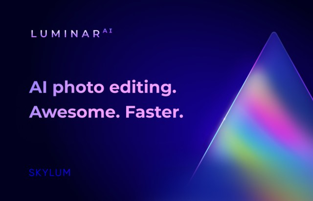 Skylum aims to reinvent traditional photo editing with LuminarAI