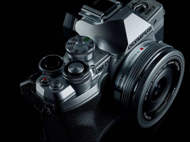 Olympus introduces OM-D E-M10 Mark IV Camera