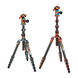 3 Legged Thing announces two Legends range tripods