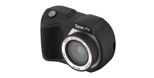 SeaLife debuts Micro 3.0 Underwater Camera