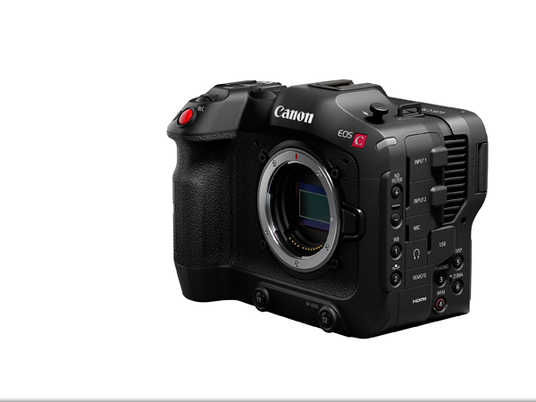 Canon debuts Canon EOS C70 4K cinema camera with DSLR ergonomics
