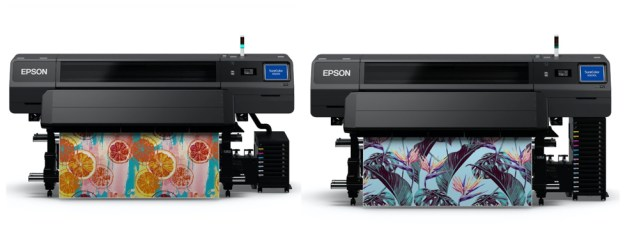 Epson debuts first roll-to-roll resin signage printers