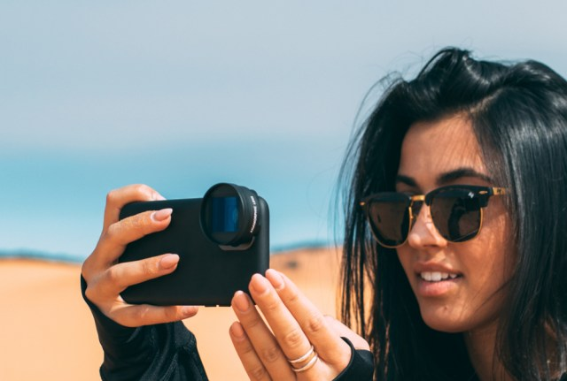 SANDMARC launches 1.55x anamorphic lens for iPhone 12 and 12 Pro
