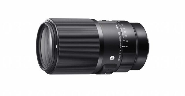 Sigma announces the 105mm F2.8 DG DN Macro | Art Lens