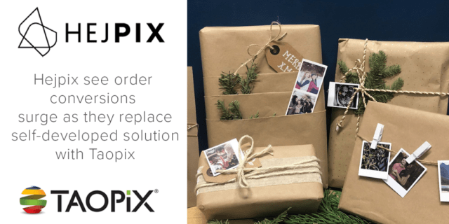 Taopix adds Hejpix to customer list