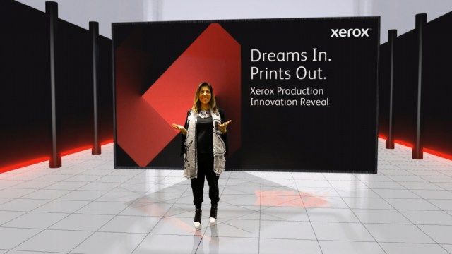 Xerox debuts new print products, including three printers