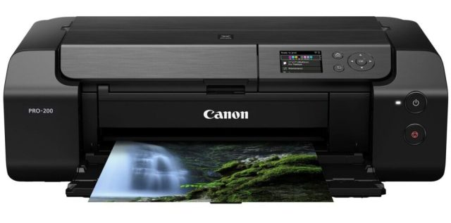 Canon adds two RF lenses and PIXMA PRO printer