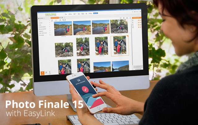Photo Finale 15 goes live with easier mobile photo ordering