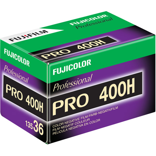 Fujifilm discontinues PRO 400H fil due to lack of raw materials