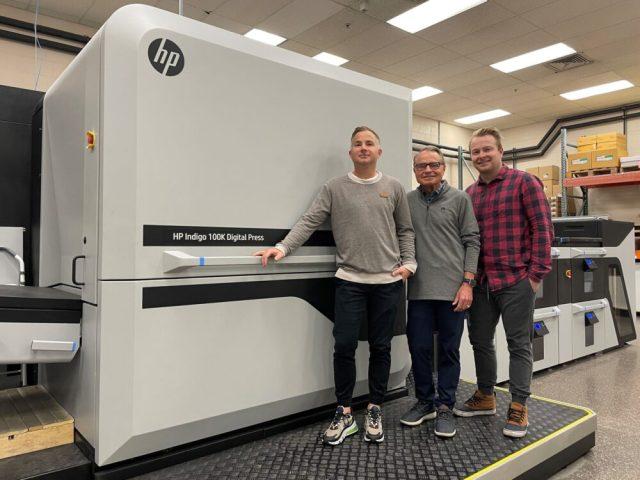 Alexander's Print Advantage adds HP Indigo 100K press