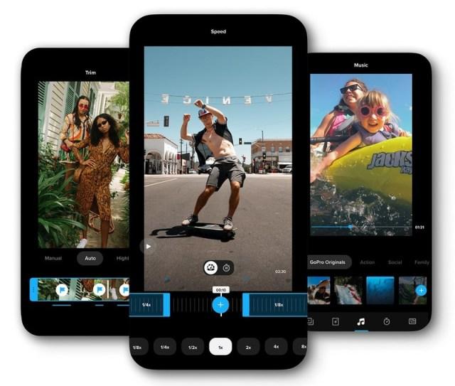 GoPro replaces namesake app with Quik app