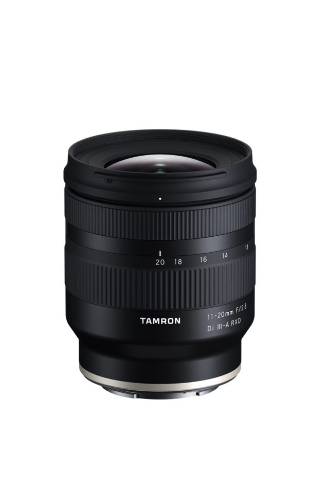 Tamron launches two lenses for Sony E-mount