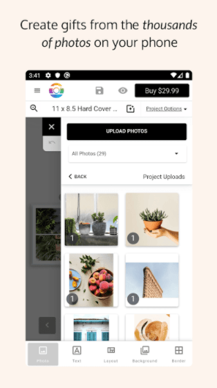 Mimeo Photos launches Android app