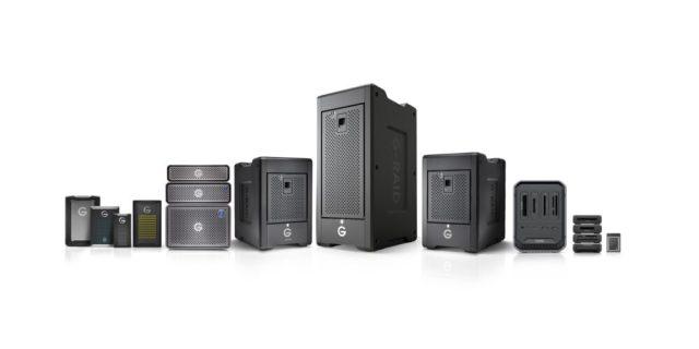 Western Digital unveils SanDisk Professional line