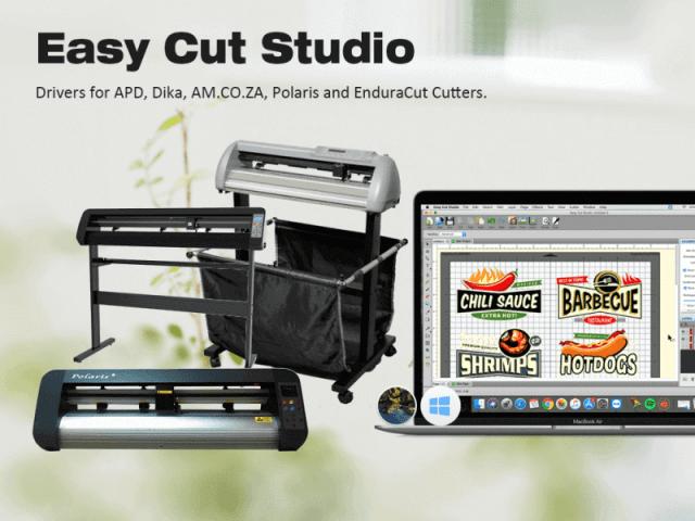Easy Cut Studio expands cutter drivers
