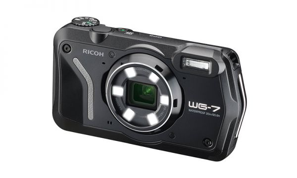 Ricoh adds webcam functions to RICOH WG-7 underwater digital camera