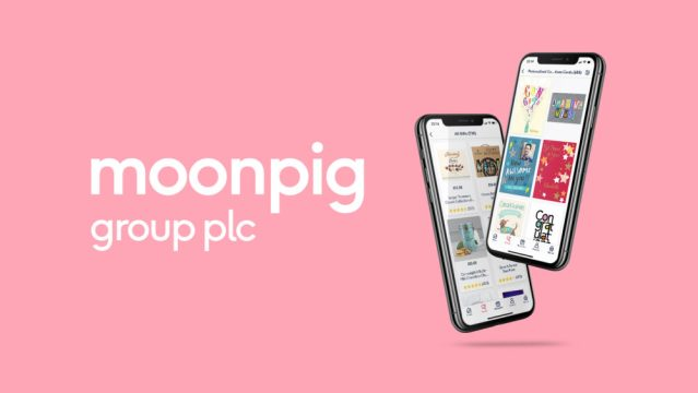 Moonpig Group reports double revenue in initial earnings report as public company