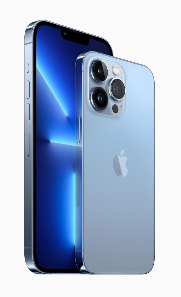 Apple debuts iPhone 13 models, iPads