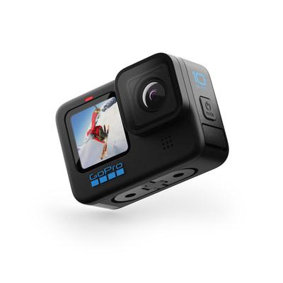 GoPro debuts HERO10 Black camera