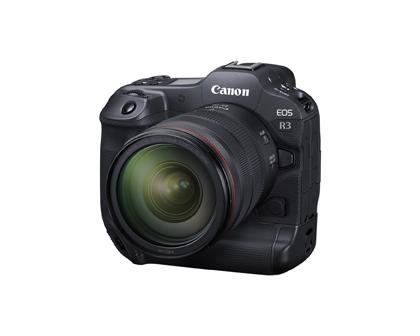 Canon officially announces pro-grade EOS R3