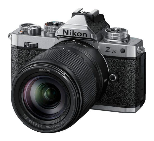 Nikon debuts the NIKKOR Z DX 18-140mm f/3.5-6.3 VR