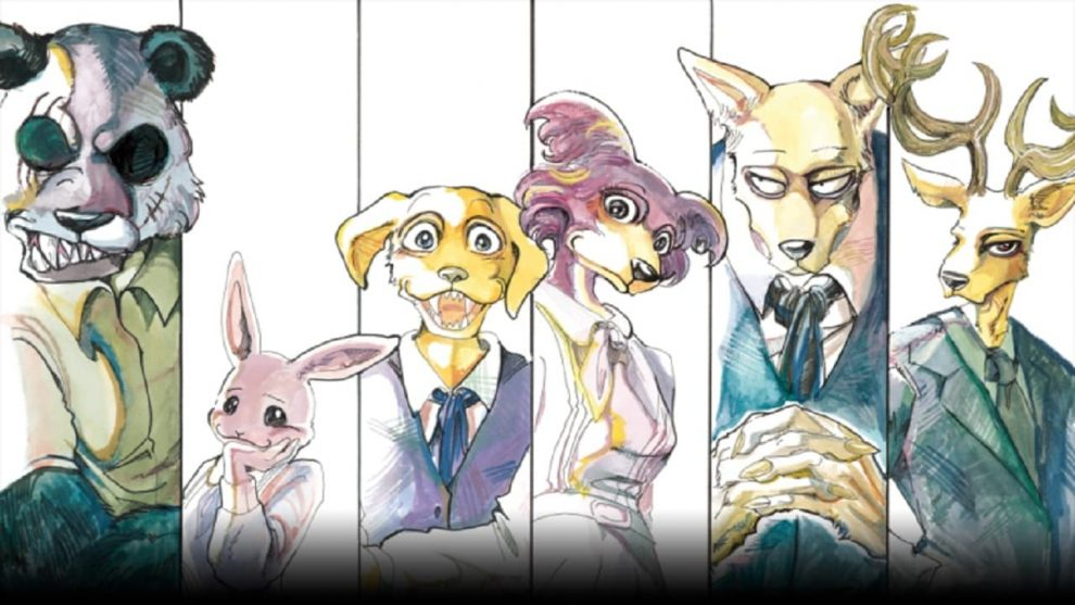 Beastars chapter 172, Spoilers, Raw Scans and Recap - TheDeadToons