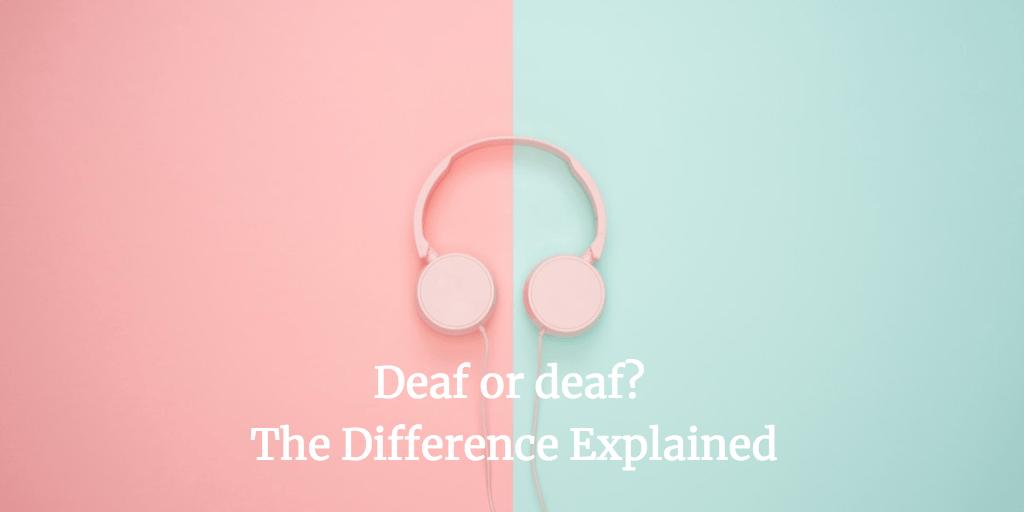 Deaf Equipment Explained