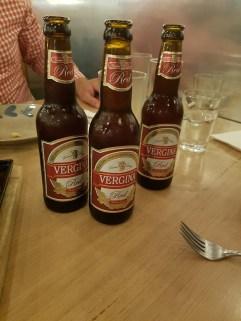 3 red, umm Vergina's