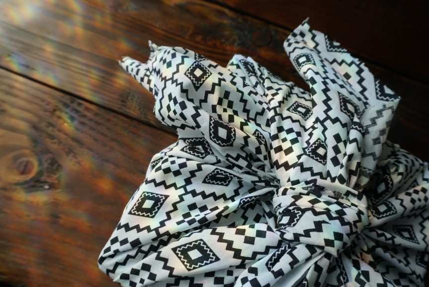 Less Waste: The Art of Furoshiki Gift Wrapping