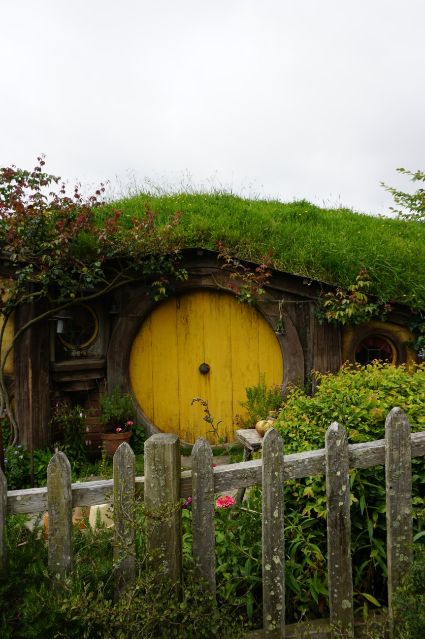 Travel: The Hobbiton Tour, New Zealand