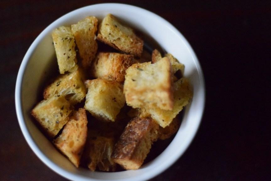 Basic Crouton Recipe