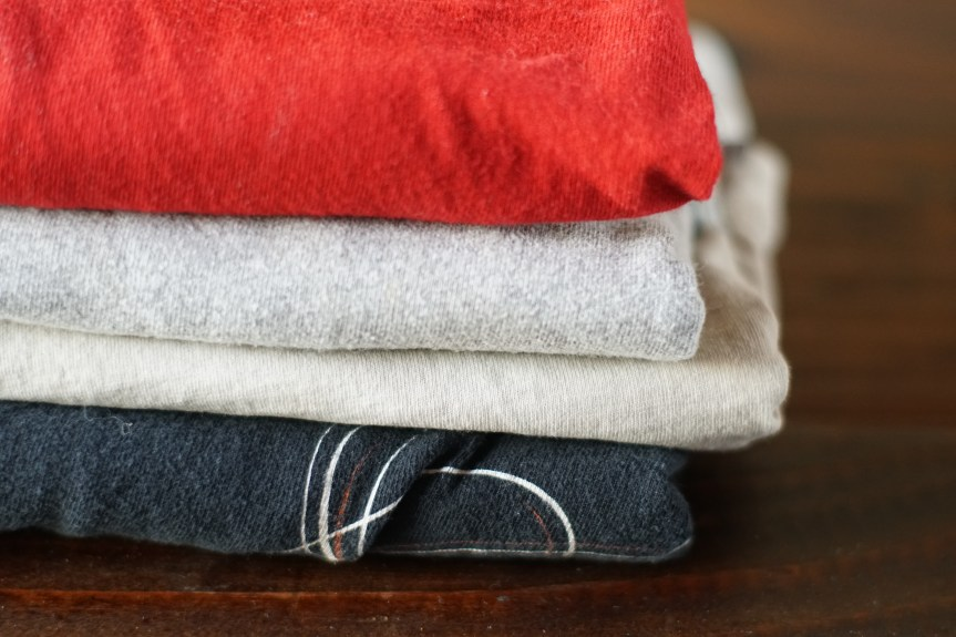 Less Waste: Nix Paper Towels All Together