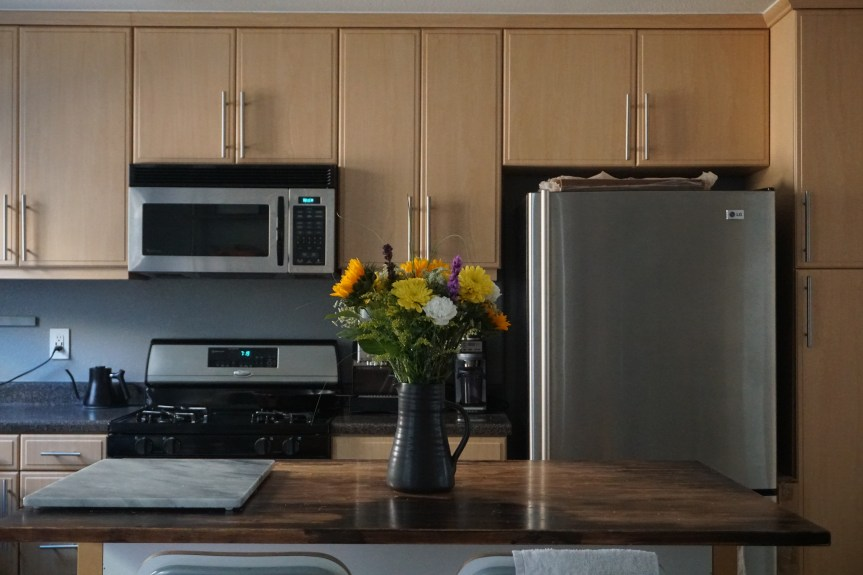 Why A Kitchen Reno Is Not Happening Any Time Soon