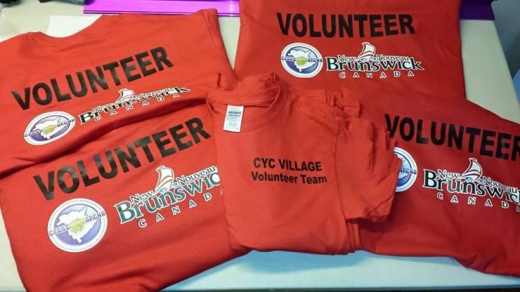 Volunteer T-Shirts