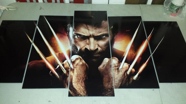 Wolverine Wall Mural